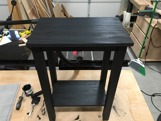 Simple End Table in a Weekend